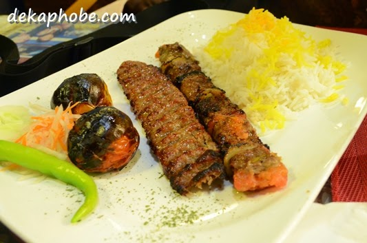 I am a dekaphobic arya persian restaurant for Arya authentic persian cuisine