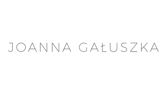 Joanna Gałuszka blog : Happy weekend