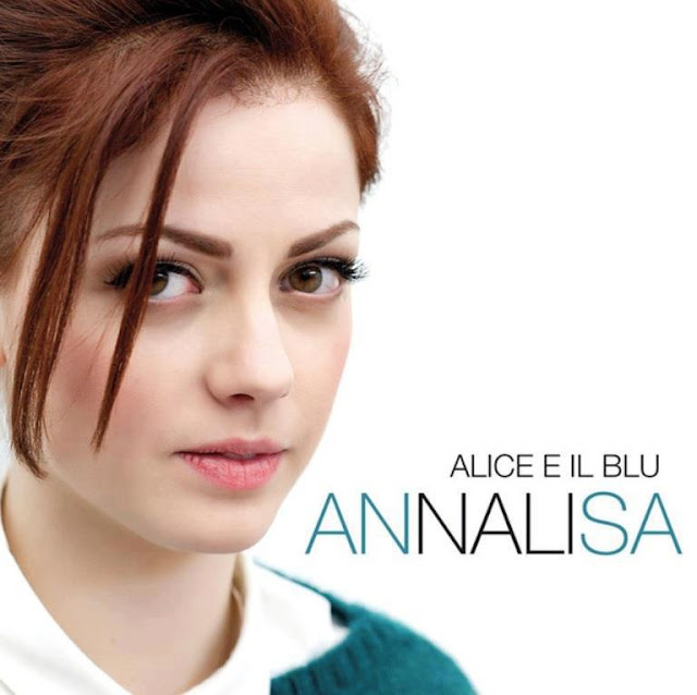 Annalisa - Alice E Il Blu - copertina testo video download