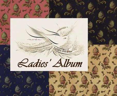 LADIES' ALBUM IN SHOPS