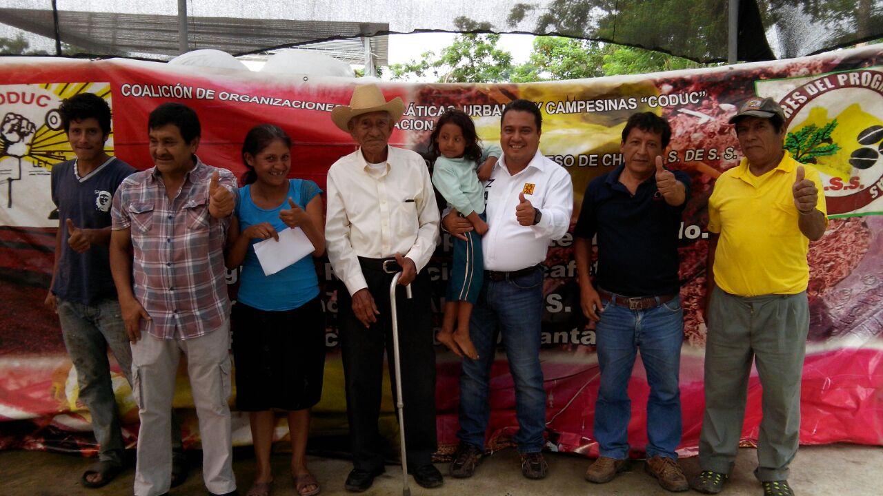 Periodistas frontera sur cafeticultores de la zona media for Viveros en toluca