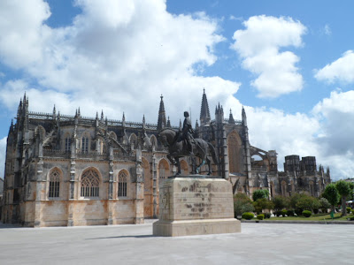 Gothic Batalha monastery, a must see!