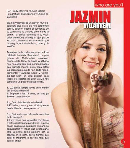 Adriana Diaz Entrevista A Jazm  N Lopez Villarreal