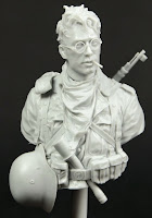 We review the new Life Miniatures 6th army Stalingrad bust in 1/10th scale from Life Miniatures...