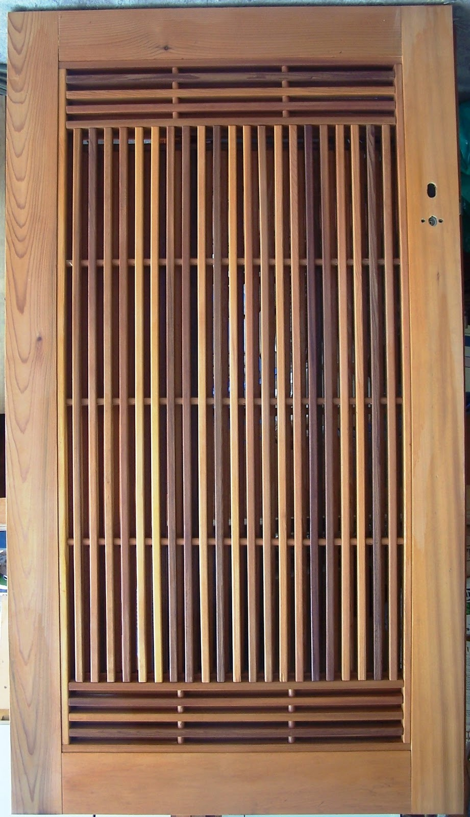 Bamboo Grove Photo Bamboo Doors