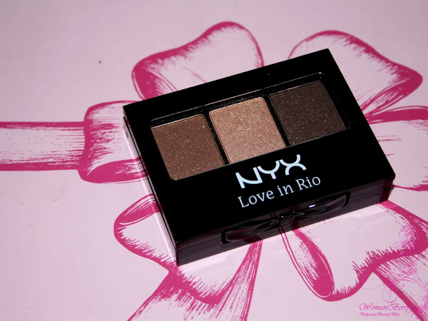 NYX - LOVE IN RIO (Amazonian Babes) Palette