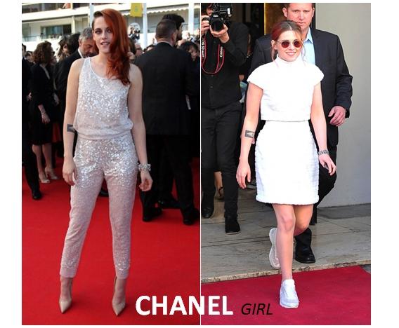 Fashion News Cannes 2014 Kristen Stewart Style