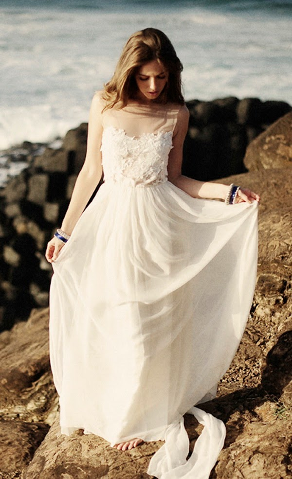 Memorable wedding bohemian wedding dresses choose a for Boho casual wedding dress