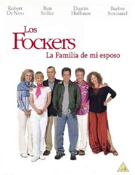 La Familia De Mi Esposo ( 2004 )  Meet The Fockers