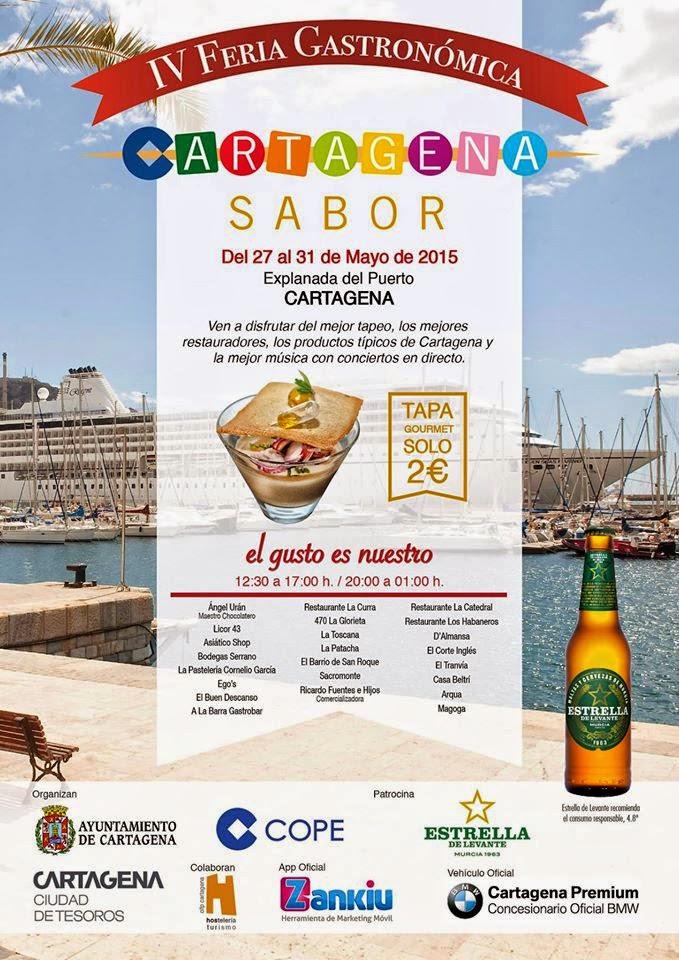 Cartagena Sabor 2015