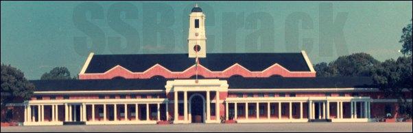 chetwode building  IMA Dehradun