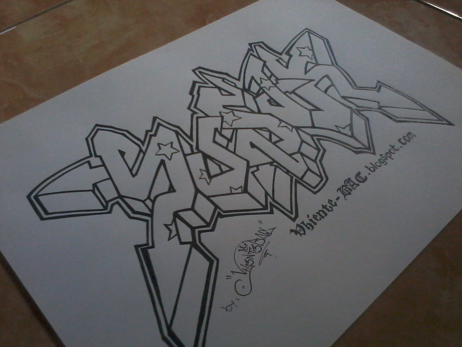 Download image Foto Graffiti Keren PC, Android, iPhone and iPad