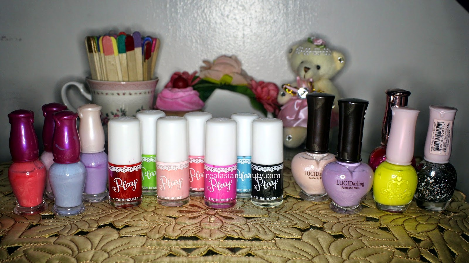 Nail Polish Supplier In Divisoria | Hession Hairdressing