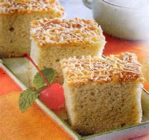 RESEP CAKE : KUE BOLU PISANG SPESIAL KEJU ENAK