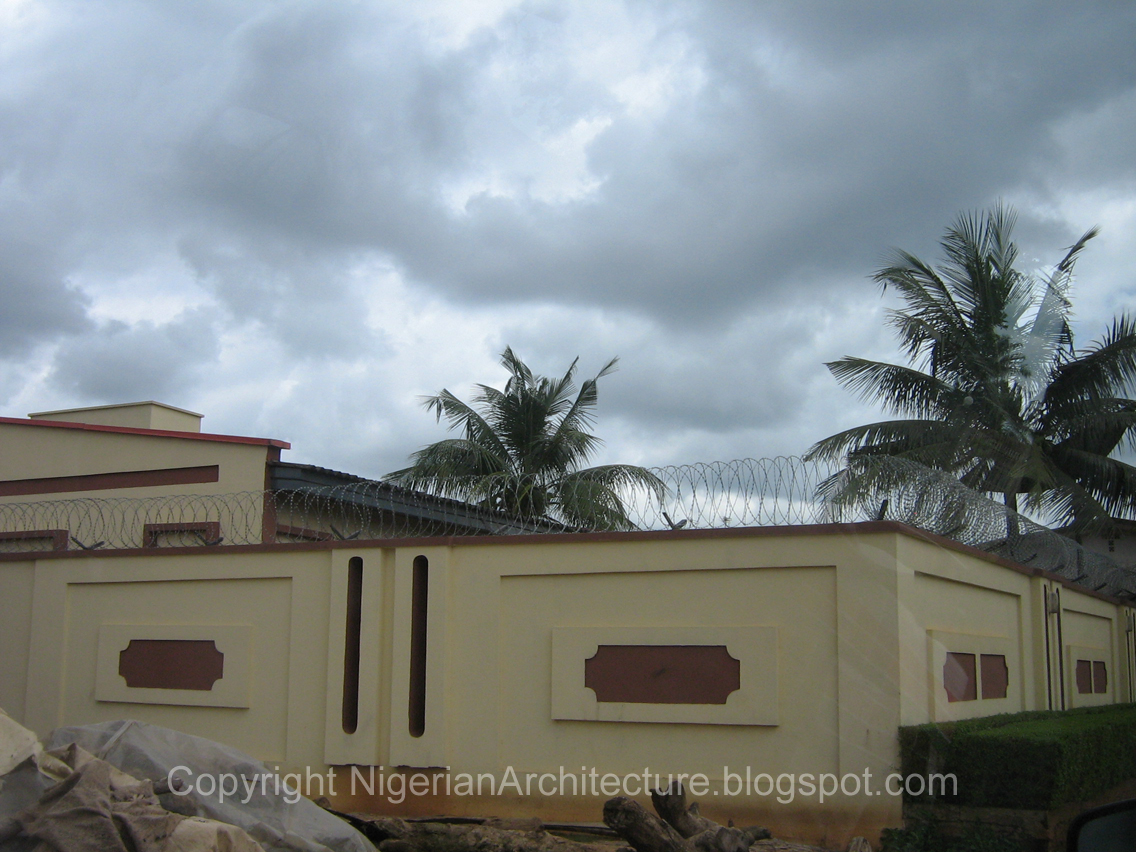 Very nice fence designs in nigeria modern house