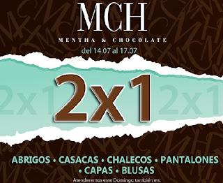 ROPA MENTHA & CHOCOLATE 2X1