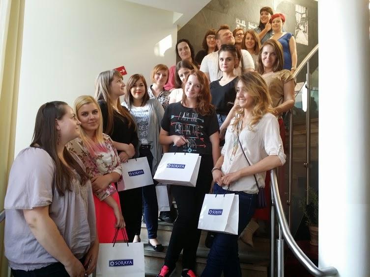 Spotkania Blogerów Urodowych #autumnedition2014