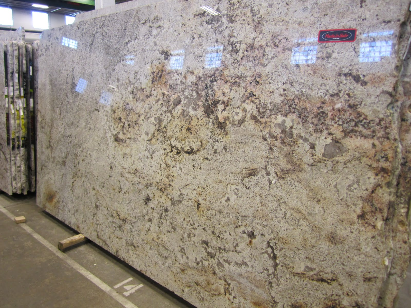 USC granite: Sage Brush 128 x 69, 117 x 69, 127 x 70