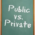 govt vs private jobs
