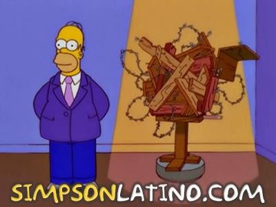 Los Simpson 10x19