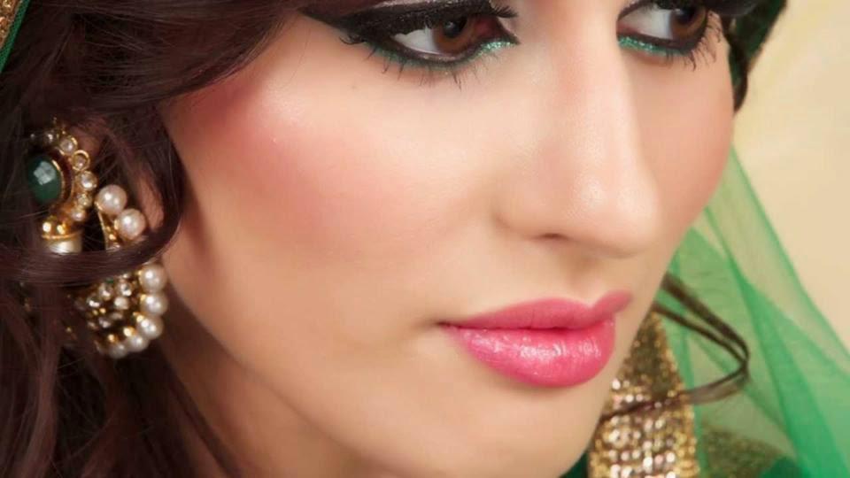 Maquillage pour femme voilée