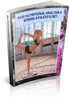 Raw Analysis II: Spring Athlete Diet