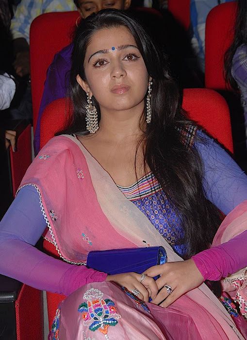 charmi at businessman audio launch, charmi new hot photoshoot