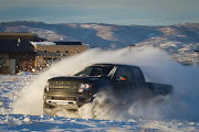 InfoFord F150 Raptor 6.2 V8