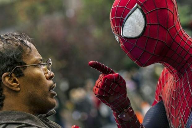 Spider Man Akan Muncul Dalam Filem Marvel Bersama Sama Iron Man The Hulk Thor dan Kapten Amerika