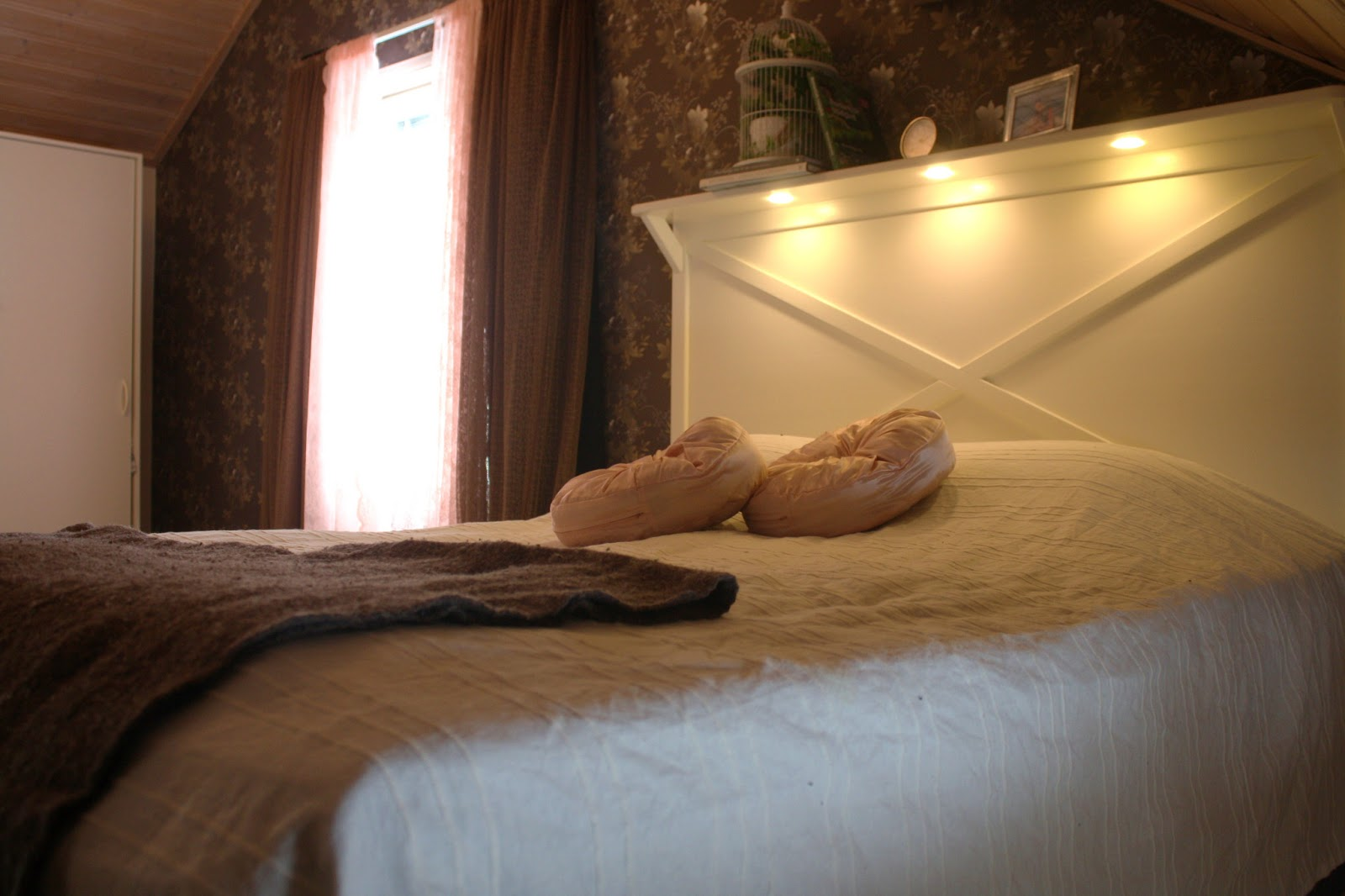 livets fina stunder: Sovrummet