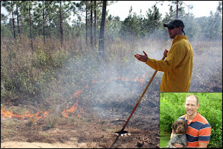 Theron Terhune prescribed fire