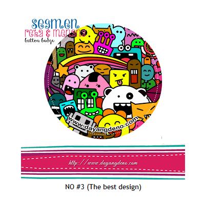 Menang The Best Design!