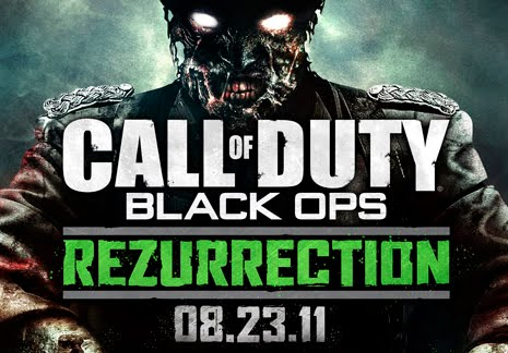 The Daily Zombies Call of Duty Black Ops Rezurrection  Undead