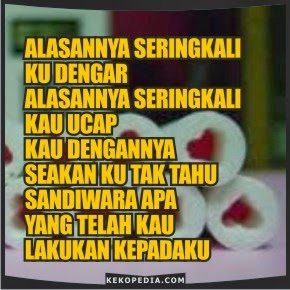 Dp BBM Lirik Lagu Republik Sandiwara Cinta