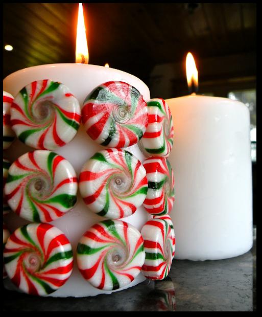 Christmas Candy Craft Ideas
