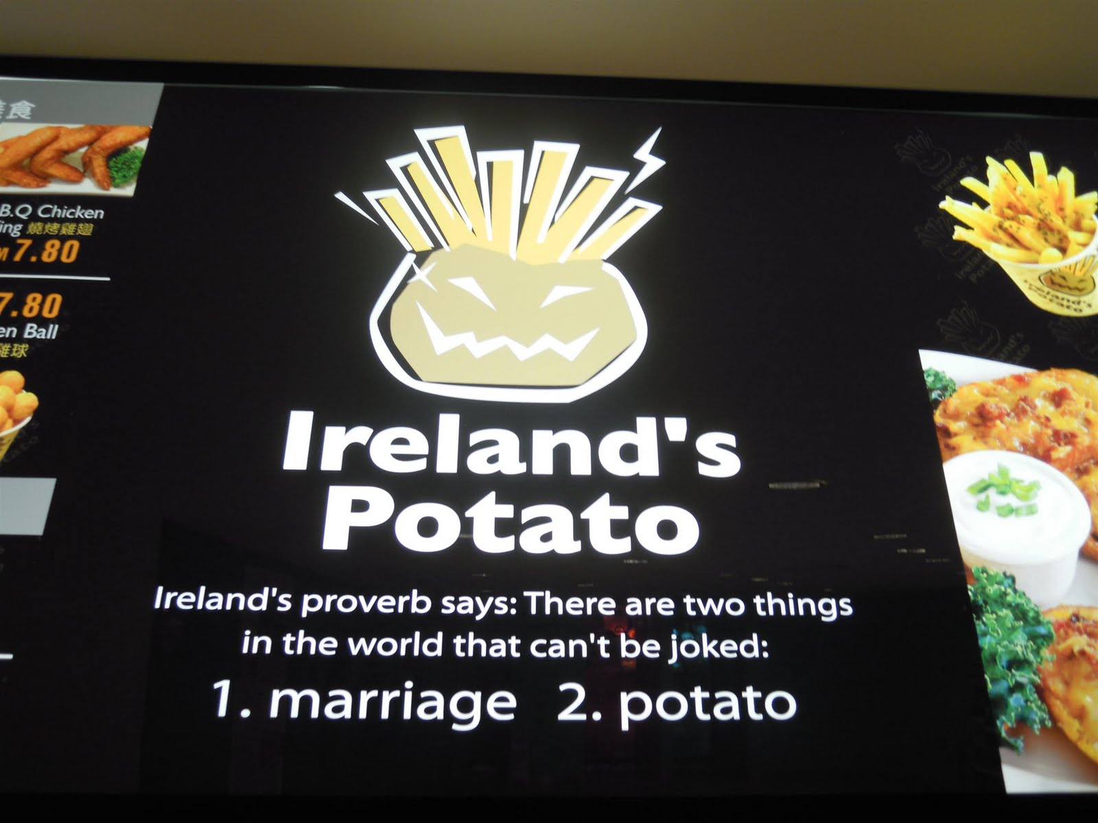the humble beginnings of the irish potato Uk made in the state check out the humble beginnings of the potato chip these items that are connecticut made 11-4-2016 according to culinary legend 234 craft.