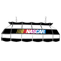NASCAR Logo 40 inch Tiffany Style Billiard Pool Table Light