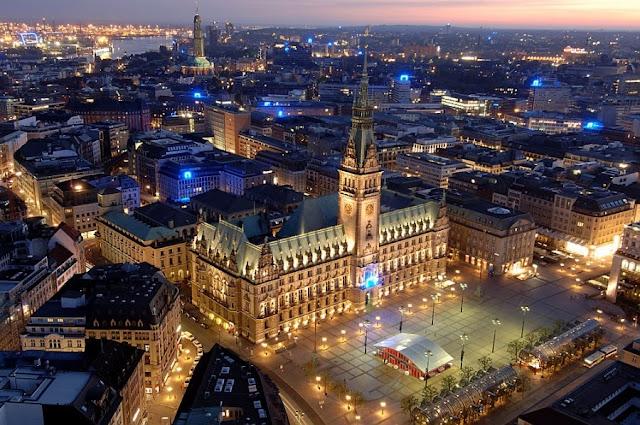 Turismo en Hamburgo, Alemania