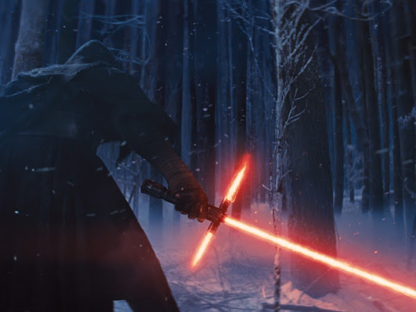 Star Wars: The Force Awakens (First Look)