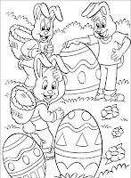 pagini de colorat de paste