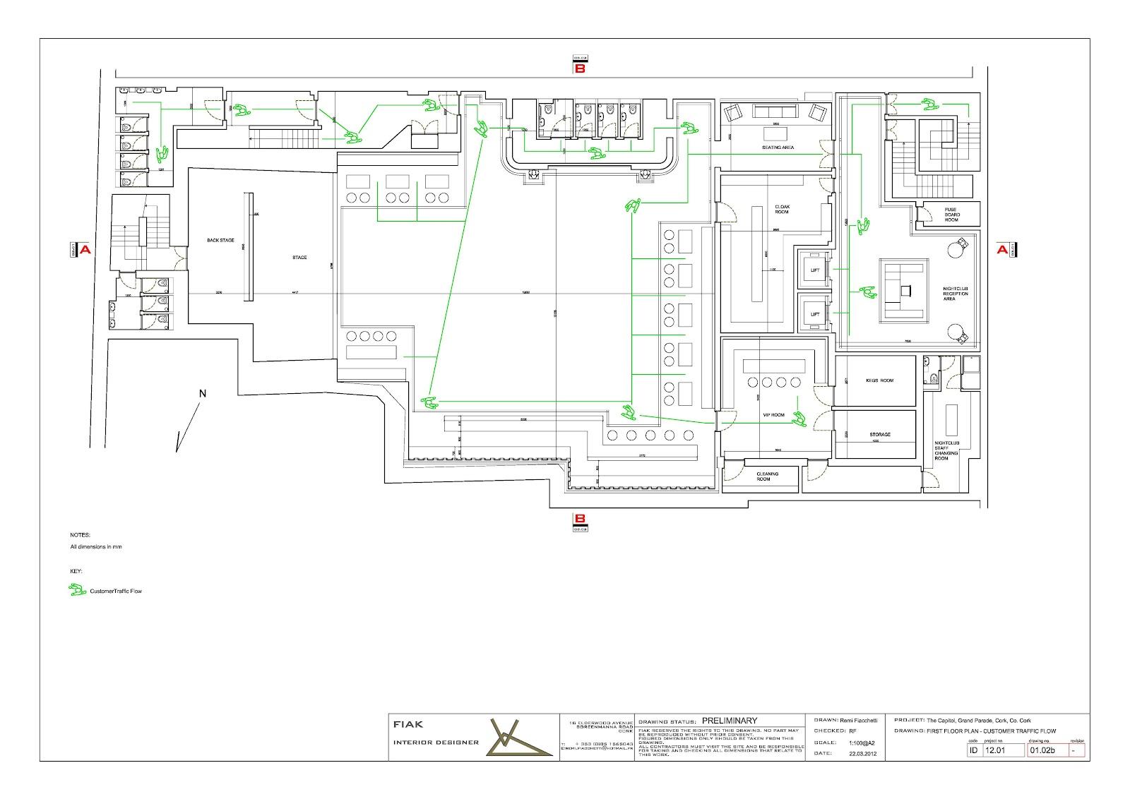 Fiak Interior Architecture Design