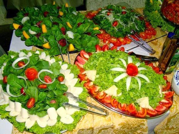 Ideias De Saladas ~ Mulher Por Estilo A Fazenda, Comportamento e Estilo de Vida Receitas Ideias para Saladas