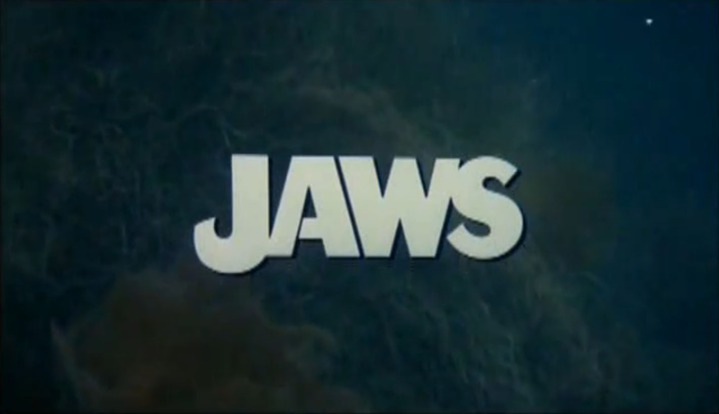 jaws opening scene analysis classic film screening series opening title from beneath the water