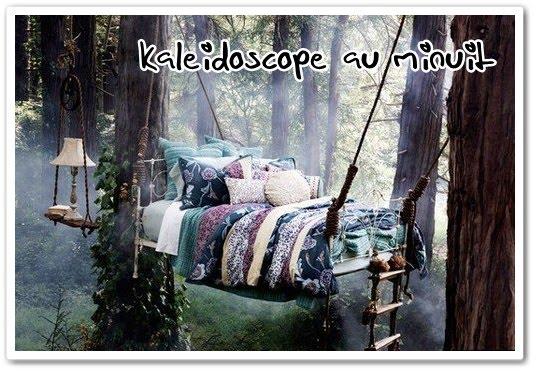 Kaleidoscope au minuit