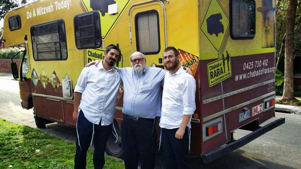Chabad of RARA Boys