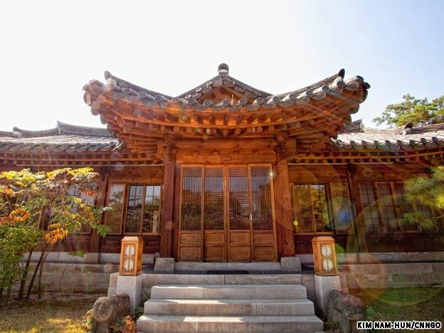 Desain Rumah ala Korea Terbaru | Konsep Desain Rumah