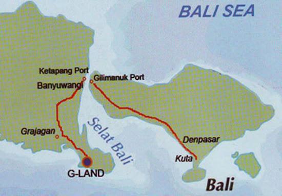 Catatan Noel - Pantai G-Land, Surga Tersembunyi di Banyuwangi
