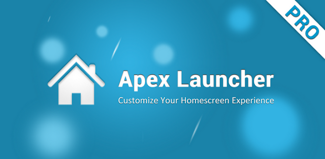 Apex Launcher Pro apk free download