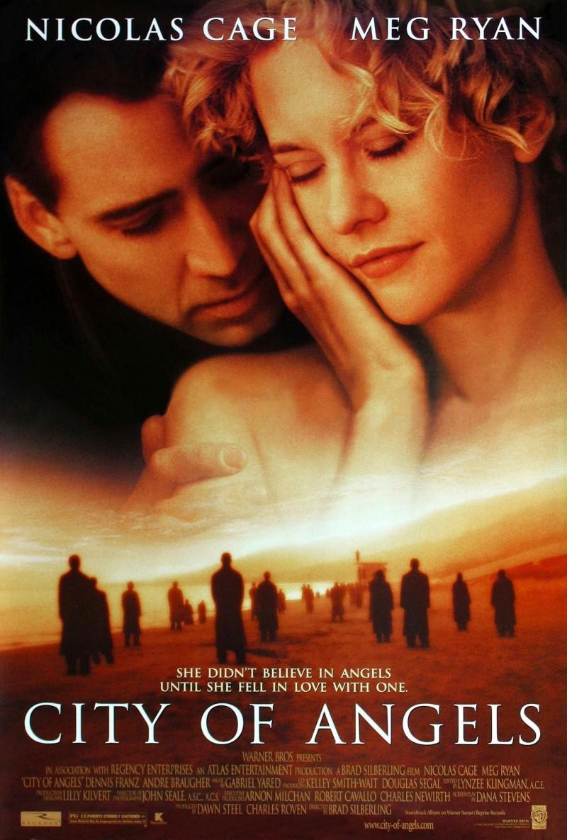 Movie Crew Review: Nicolas Cage Movie Review: City of ...
