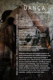 Folder eletrônico das aulas de 2012